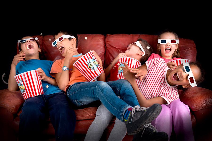 Juventud Boadilla - Cine Y Palomitas para todos