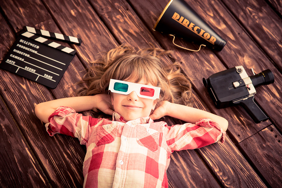 Juventud Boadilla - Curso de cine para los más pequeños