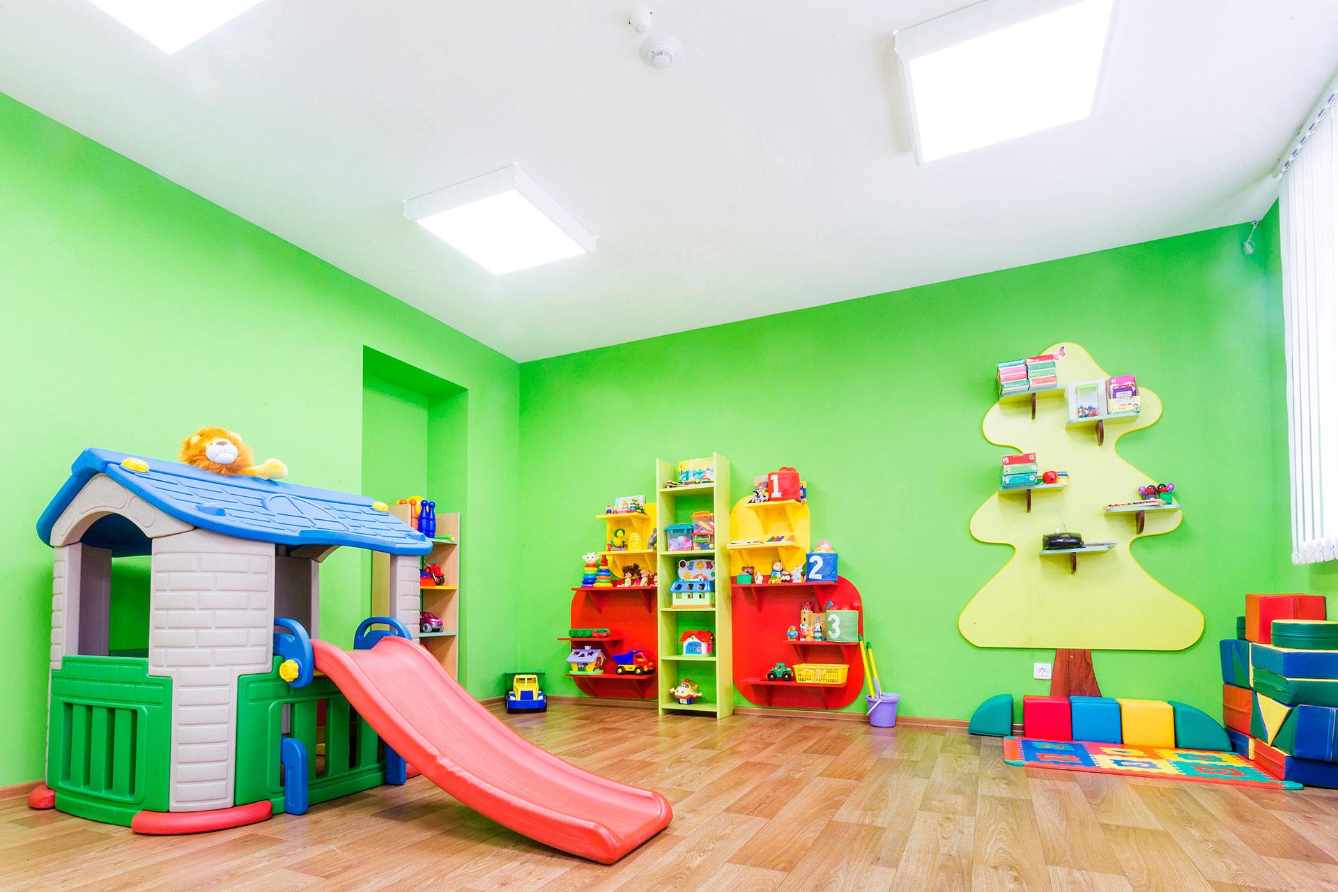 Juventud Boadilla - Espacio infantil, para los más peques
