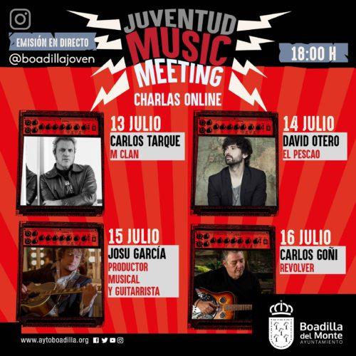 BOADILLA - 900x900 UVENTUD MUSIC MEETING