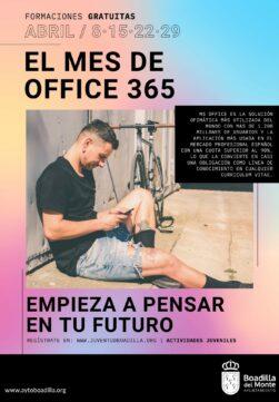 V3 - Abril - Mes de Office 365 - Ayto. Boadilla